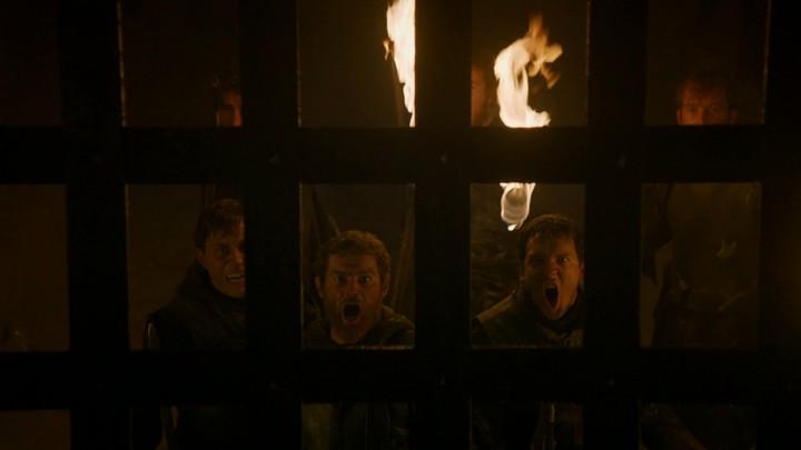 Game of Thrones Grenn Dev Sahnesi