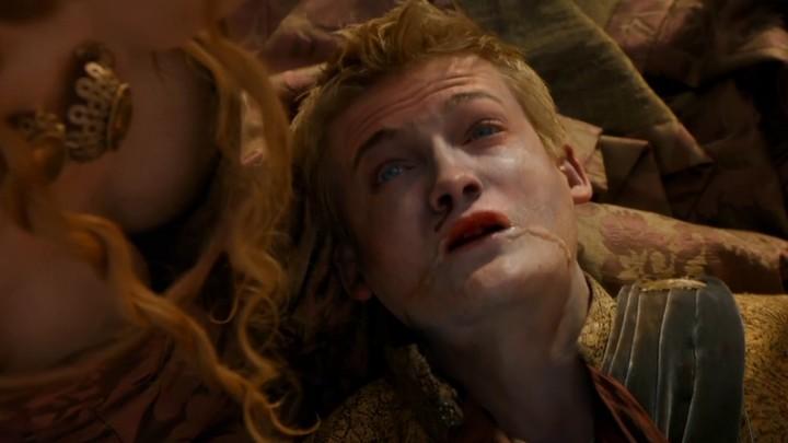 Game of Thrones Joffrey Ölüm Sahnesi