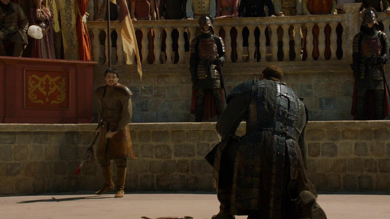 Game of Thrones S04E08 Oberyn