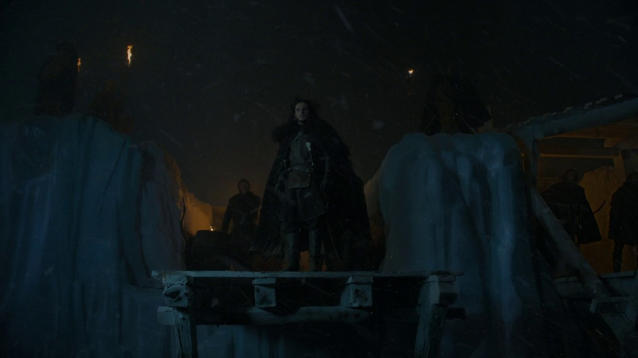 Game of Thrones S04E09 Jon Snow