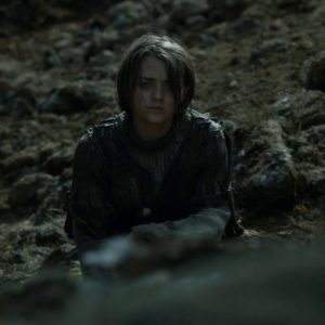 Game of Thrones S04E10 Arya MANS
