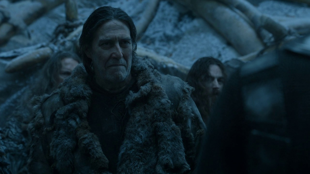 Game of Thrones S04E10 Mance Rayder
