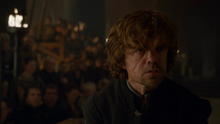 Game of Thrones Tyrion Mahkeme Sahnesi