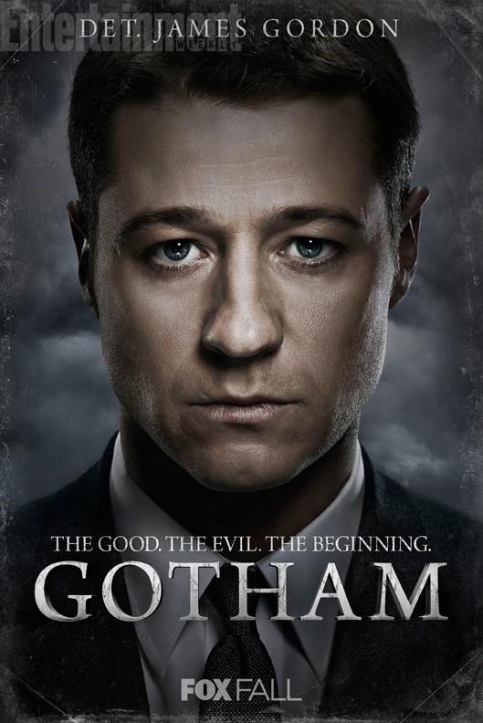 Gotham - Jim Gordon