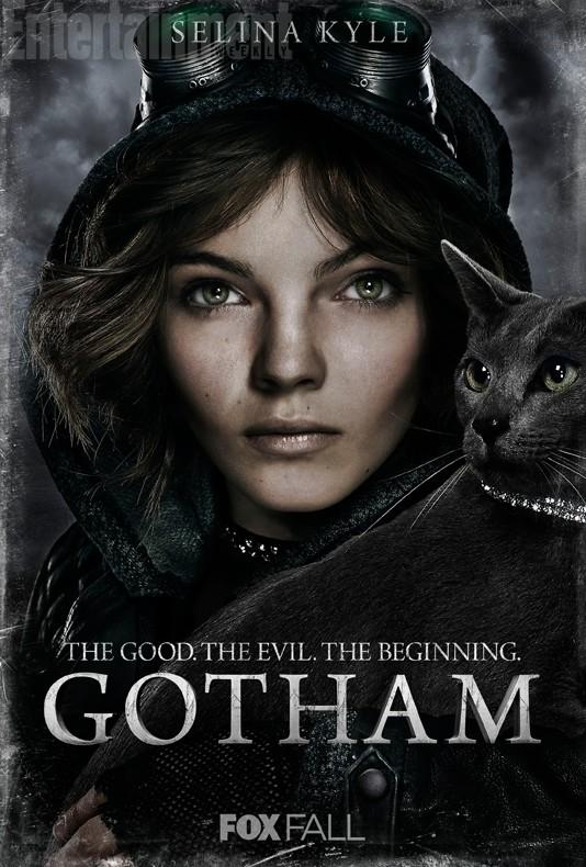 Gotham - Selina Kyle