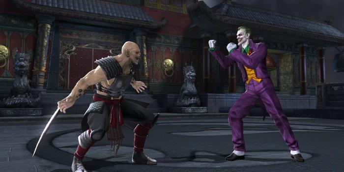 MK vs DCUO