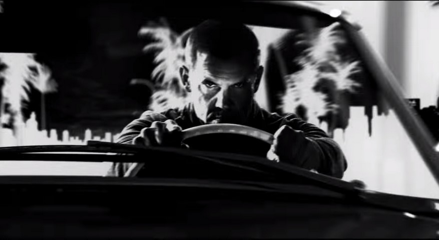 Sin City A Dame To Kill For Fragmanı
