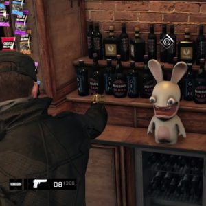 watch dogs rabbids