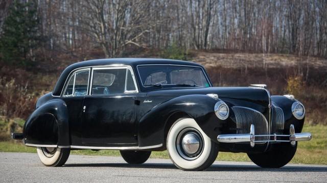 10 Lincoln Continental