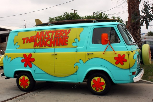 17 Scooby-Doo