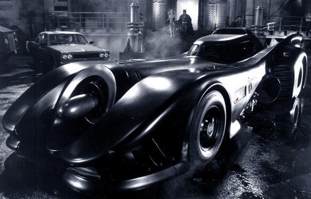 19 Batmobile