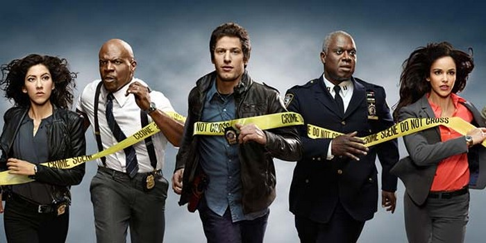 3 Brooklyn Nine-Nine