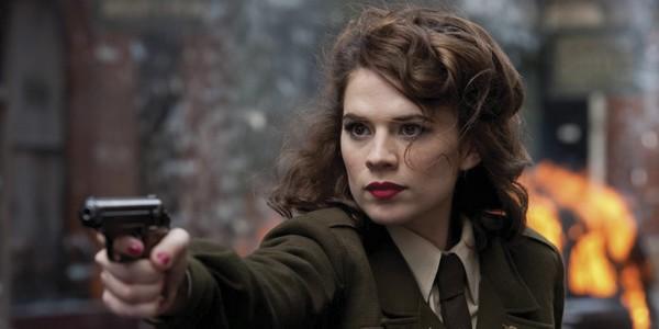 9 Agent Carter