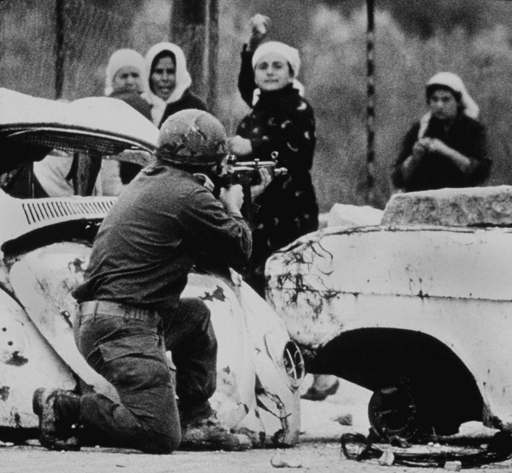 Arap-İsrail Savaşı 5
