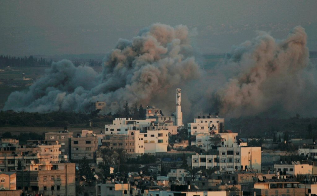 Arap-İsrail Savaşı 8