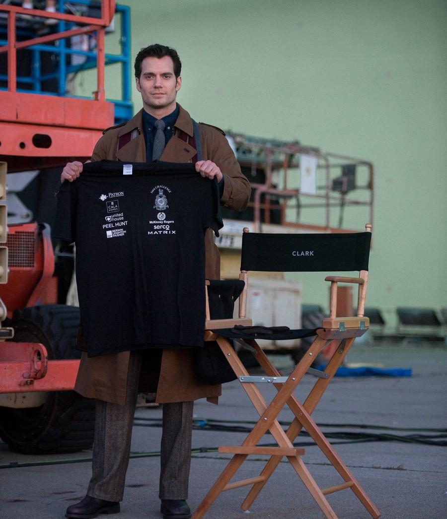 Clark Kent First Photo