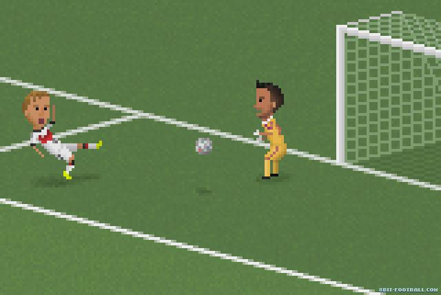 Mario Götze'nin kupayı Almanya'ya getiren golü.