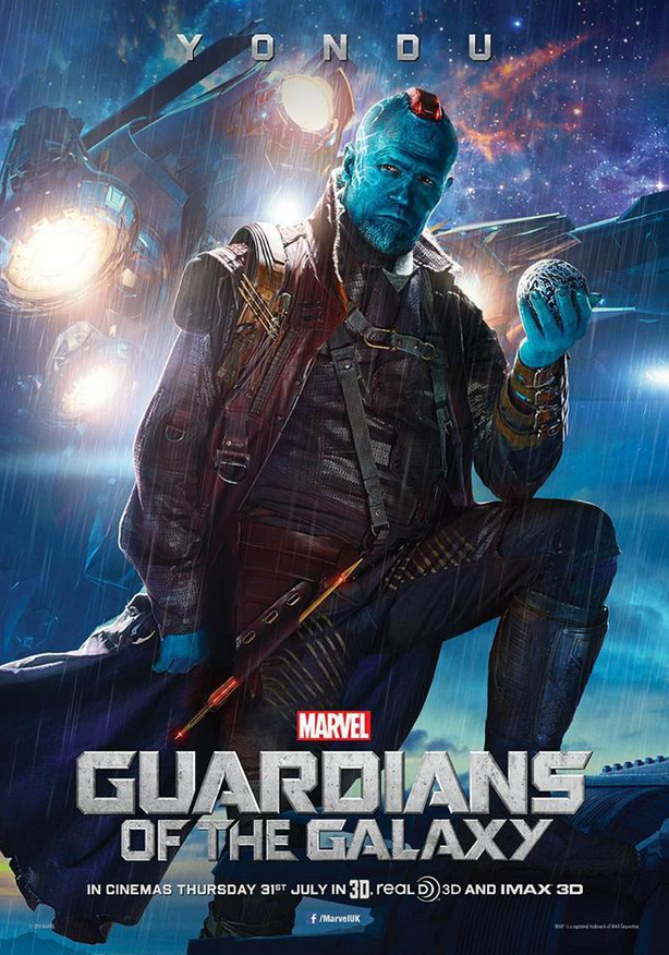 Guardians of the Galaxy Afis 1