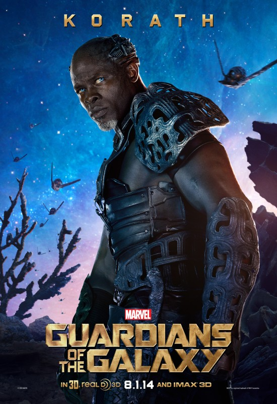 Guardians of the Galaxy Afis 4