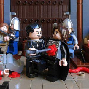 LEGO GAMES MANs