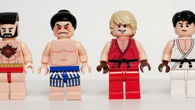 Lego SF
