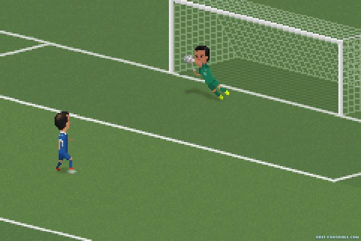 Keylor Navas'ın ikinci tur maçında Gekas'ın penaltısını kurtarıp, ülkesi adına tarih yazdığı an.