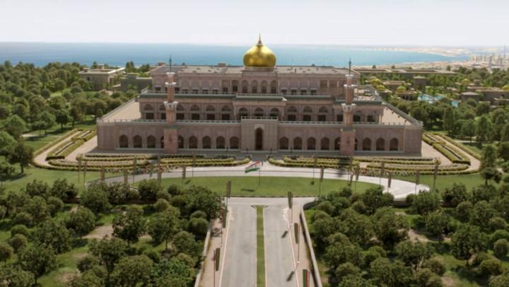 Tyrant S01E01 Arabian Castle