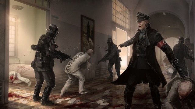 Wolfenstein: The New Order 3