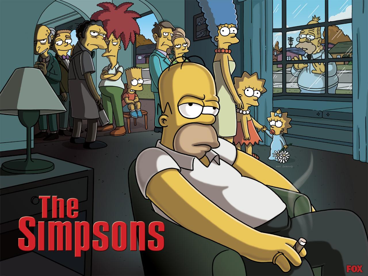 Simpsons Karaktere