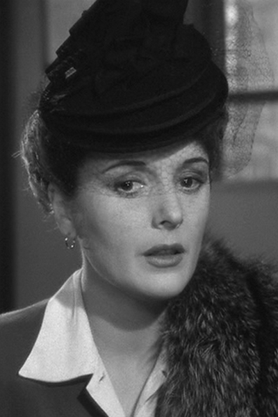 Brigid O'Shaughnessy - The Maltese Falcon