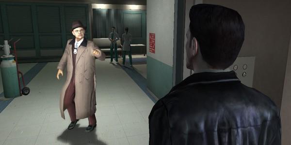 Max Payne 2 Hospital