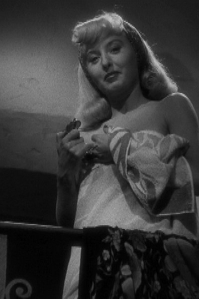 Phyllis Dietrichson - Double Indemnity