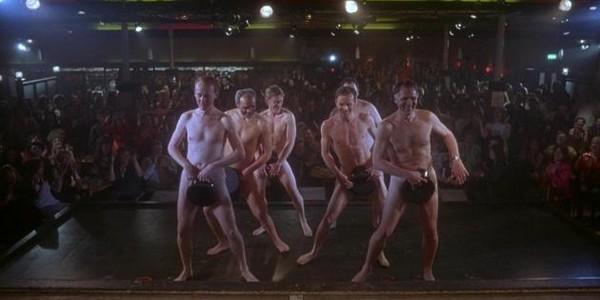 The full monty naked