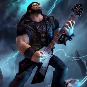 Brutal_Legend,_Eddie_Riggs_evoca_fulmini_con_la_sua_chitarra