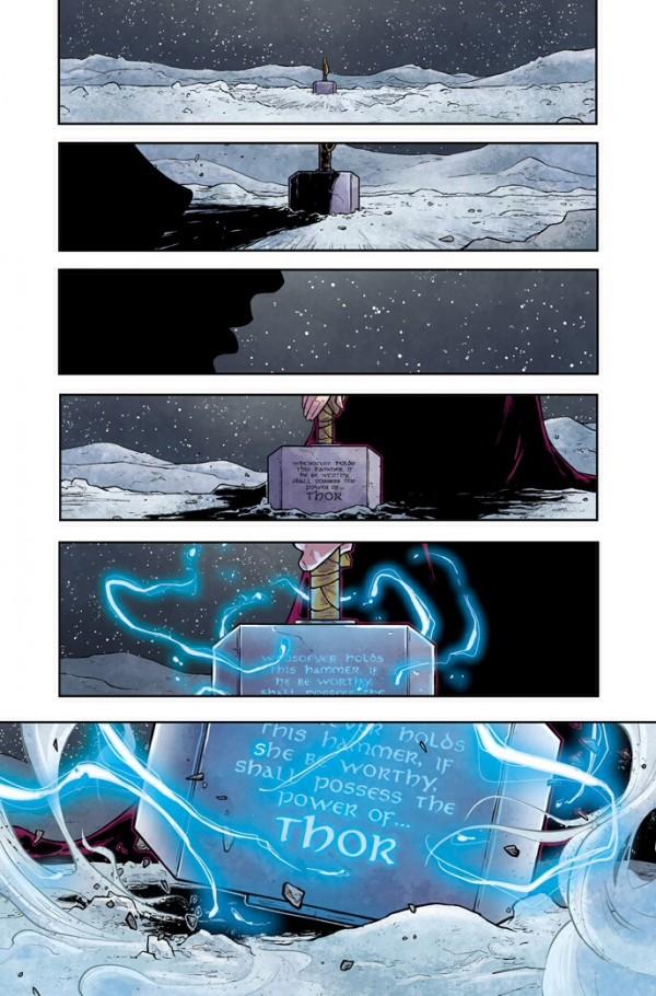 Kadın Thor Sayfa 1