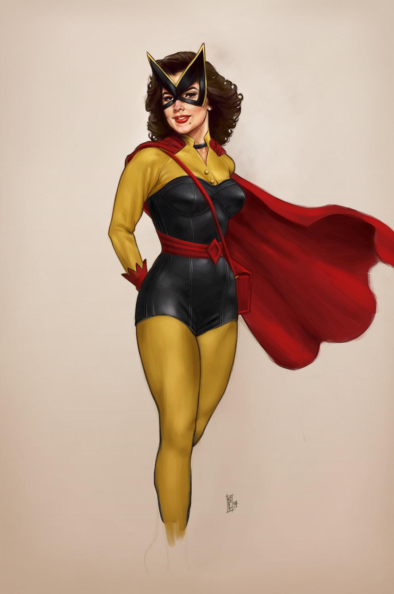 classy-female-superhero-pin-up-art-by-stephen-langmead2