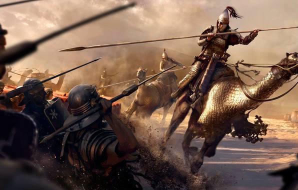 Persler ve Romalılar