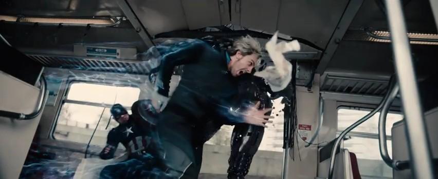13 Avengers 2 Fragman Quicksilver Captain America Ultron