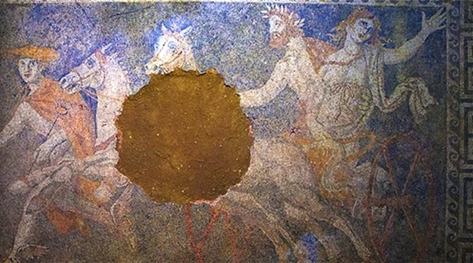 Amphipolis Mezar Iskender