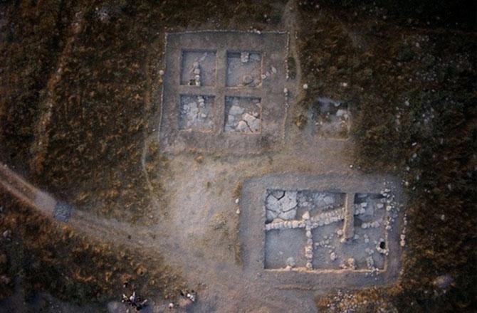 Antik Kult Kompleks Israil