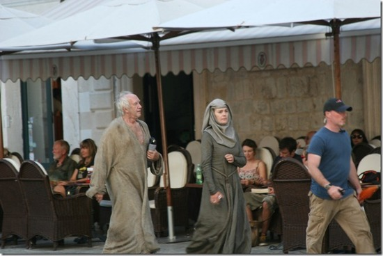 Game of Thrones 5. Sezon High Sparrow