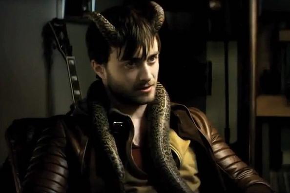 Filmle ilgili tek iyi şey Ig Perrish ve yılanı olabilir