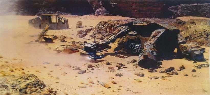 Star Wars Konsept Resimleri 11