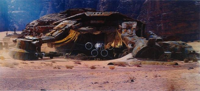 Star Wars Konsept Resimleri 12