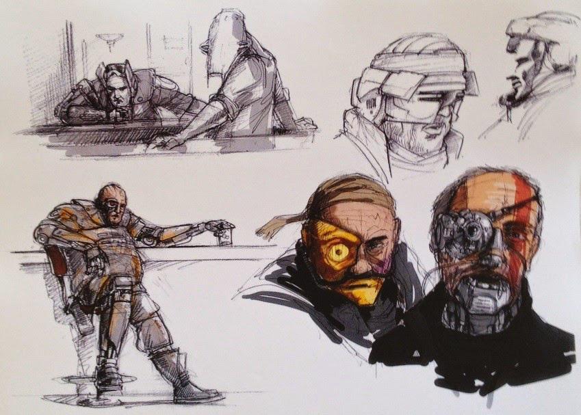 Star Wars Konsept Resimleri 19