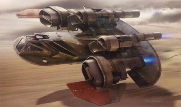 Star Wars Konsept Resimleri 21
