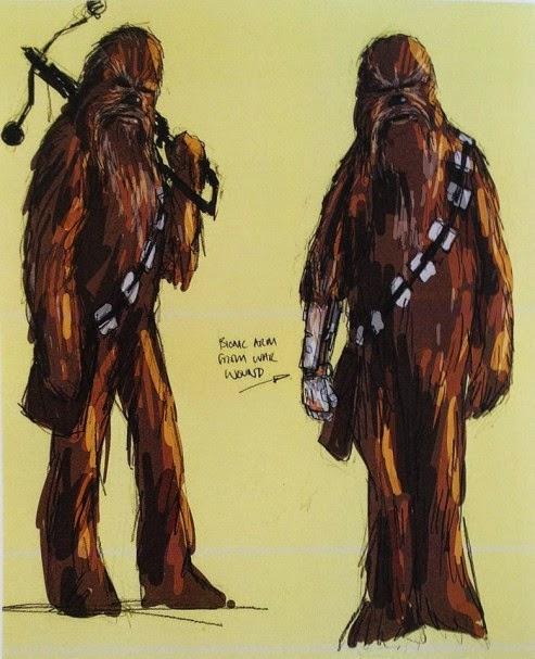 Star Wars Konsept Resimleri 7