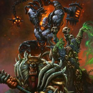 Warlords of Draenor Blackhand