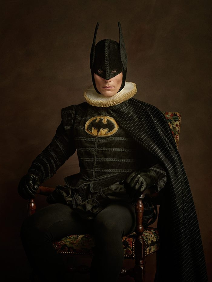 16th Century Batman