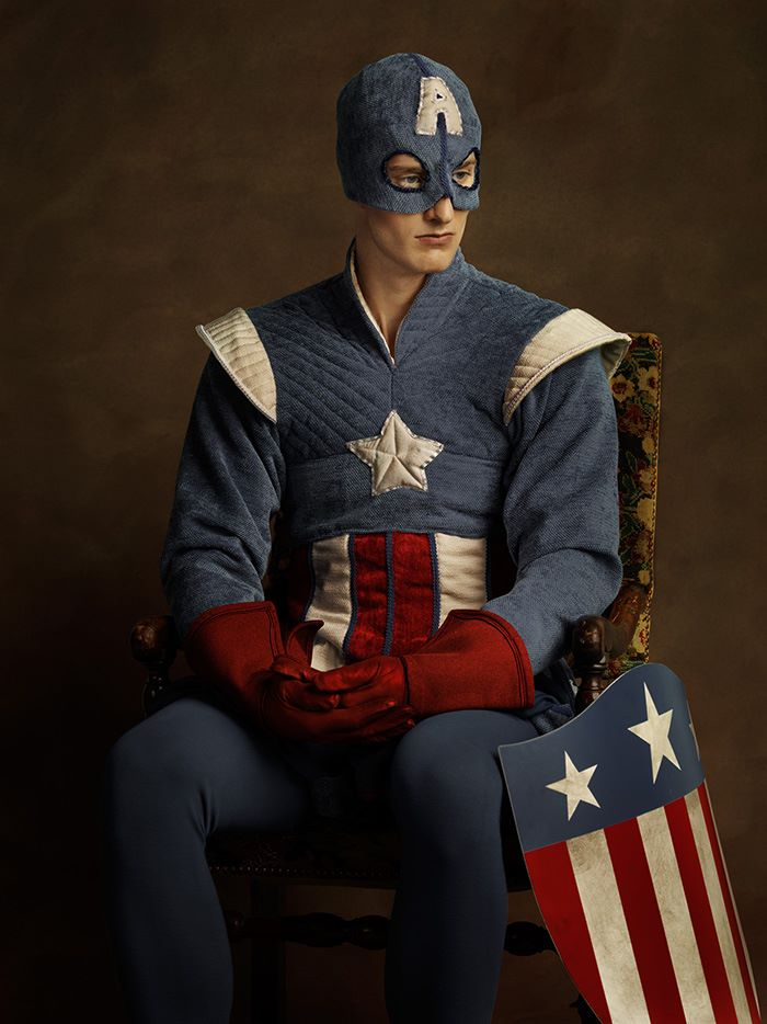 16th Century Captain America